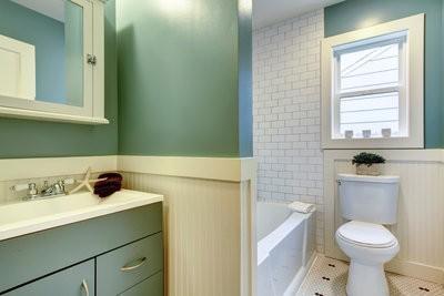 vochtbestendige verf badkamer gelakt hout verven zonder