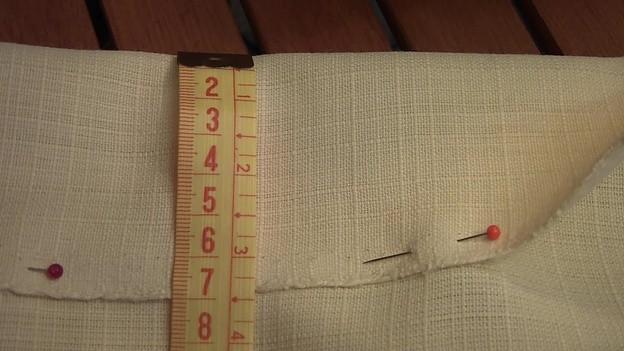 Gordijn zelf naaien instructies - Vorhang dreiecksfenster ...