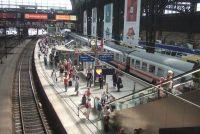 Alleen in de trein met 15 - de ouders moeten zich bewust zijn van minderjarigen