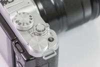 Storage-indelingen voor een DSLR-camera