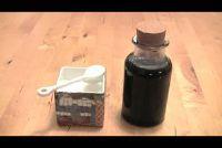 Karameliseren suiker - dus het is mogelijk garanties