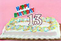 Birthday Party - Ideeën voor 13-jarige