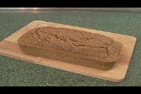 Alkaline voedsel - bakken recept voor basis brood