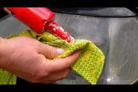 Headlight polish - Tips en trucs voor het polijsten plastic koplampen
