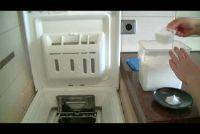 Krijg grijs gewassen weer wit - dus het zal werken