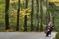Kantel de motorfiets - de juiste rijtechniek
