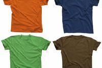 Zelfgemaakte T-shirt - creatieve ideeën