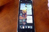Bij HTC Desire HD Clear Apps - hoe het werkt