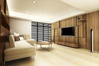 Build Indirecte verlichting voor het plafond zelf