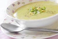 Prei soep met vlees - recept