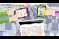 iPad toegestaan op het vliegtuig?  - Kennis over de elektronische apparaten aan boord