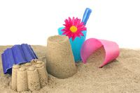 Game Sand - grain