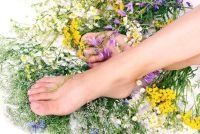 Zweetvoeten - een huis remedie voor goed verzorgde voeten