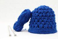 Haak patroon voor eenvoudige hoed voor een baan?  - Instructies