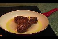 T-bone steak bak goed - dus we gaan met omgekeerde koken