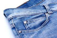 Verwijder bloedvlekken uit jeans - zo schoon dat je kleren