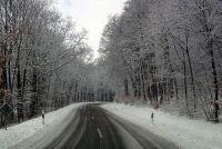 De traction control in de sneeuw - advies voor uw veiligheid