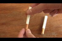 Plug tips voor sigaretten