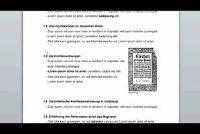 Handoutvorlage - Om een hand-out te maken voor uw presentatie