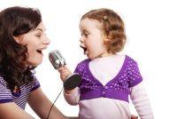 Silvercrest karaoke set - dus het is goed aangesloten