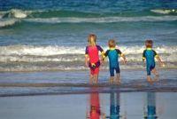 Ozongat boven Australië - Hoe jezelf te beschermen in de vakantie voordat de sterkere zon
