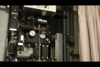 Verwarming verliest druk - dus vullen water volgens