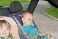 Installeer kinderzitje aan de voorkant - zodat je veilig je kinderen te vervoeren