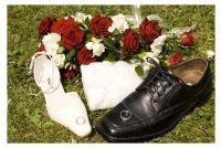 Koop bruids schoenen voor brede voeten - suggesties om de aankoop