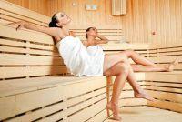 Sauna met koud - en nadelen