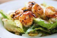 Shrimp Salad - twee recepten