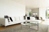 Vloer voor de woonkamer - zodat u de juiste