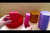 Hoe ziet u de oppervlakte van een prisma te berekenen?  - Instructies