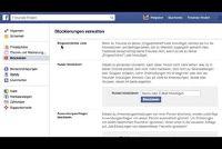 Lock Muur voor bepaalde vrienden - Facebook