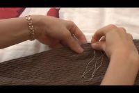 Dicht te naaien broek - Instructies