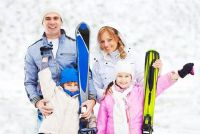 """Welke ski lengte heb ik nodig?""  - Om dit te bepalen"