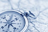 Tattoo met kompas - Begrip