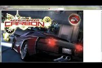Need for Speed ​​Carbon games onder Windows 7 - hoe het werkt