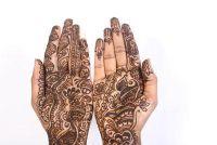 Henna nacht - verklaring van het aangepaste