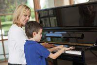 Piano leren als een kind - speelse introductie