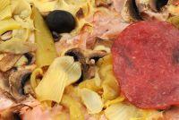 """Pizza """"Four Seasons"""" - een recept"""