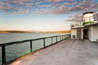 Amrum: gebruik maken van de veerboot met een caravan - nuttige informatie voor de overtocht