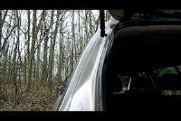 Rubberen afdichtingen op de auto winterklaar maken - hoe het werkt