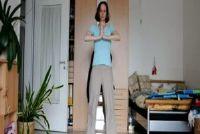 Hängebrust stroomlijnen - dus ga je met oefeningen