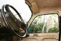 Car tuning - dus breng films aan het interieur