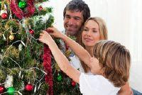 Up kerstboom - Mededelingen