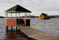 Houten paviljoen zelf design - zo succesvol het plan
