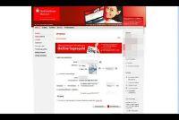 Bankafschrift online ontvangen op Sparkasse - hoe het werkt