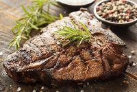 T-bone steak roosteren en grillen
