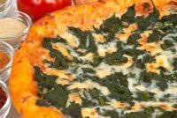 Spinaci - dus de opvolger van de Italiaanse pizza met spinazie