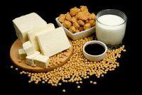 Sojamelk en eiwitten - meer op het eiwitgehalte van sojaproducten Ontdek